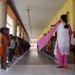インドの菩提樹学園(保育園)2009年春