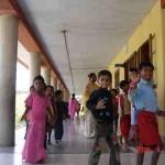 インド菩提樹学園(保育園)2009年