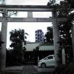 下落合 氷川神社